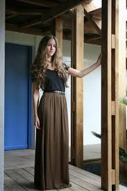 formal chiffon maxi skirt - Google Search