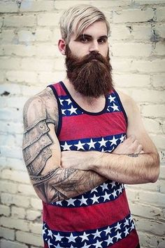 BEARDREVERED on TUMBLR | bearditorium: Brandon yes