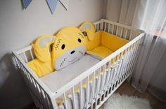 Ochraniacz do łóżeczka - Piesek