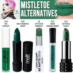 Jeffree Star Mistletoe Alternatives
