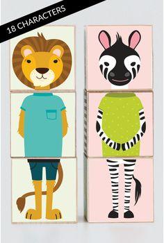 Olliblocks: Zoo Booster