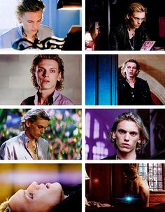 """…Jace was only, and always, himself - contained, alone, and separate."""