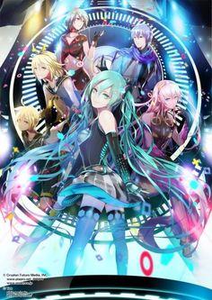 Cyber Vocaloids