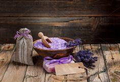 Spa concept Photos Spa concept, lavender soap, sachet and bath salt by Grafvision photography Lavender Nails, Lavender Soap, Scented Sachets, Nail Spa, Bath Salts, Art For Sale, Nail Designs, Advertising, Concept