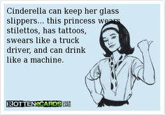 my type of princess