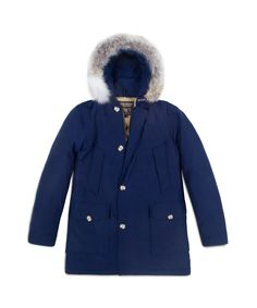 Men's John Rich & Bros. Arctic Parka by WOOLRICH® The Original Outdoor Clothing Company