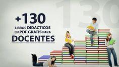 ¡Atención Educadores! tienen esta magnifica recopilación de más de 130 libros…