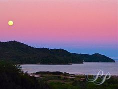 Abel Tasman with it's cotton candy sunsets.