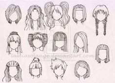 some suggestive hairstyles for women by lamiasolange