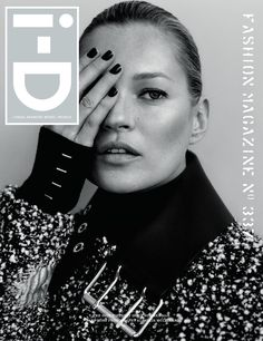 Kate Moss by Alasdair McLellan for the cover of i-D Magazine Summer 2015 | @andwhatelse