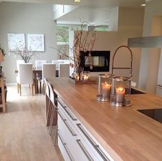 Newest Photo kitchen Fireplace Ideas Style Whether you reside in Aspen or California, there's no denying the comforting effectation of a cozy Kitchen Interior, New Kitchen, Kitchen Decor, Cozy Kitchen, Interior Decorating, Interior Design, Fireplace Design, Cozy Fireplace, Fireplace Ideas