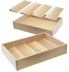 Spice Rack Drawer Insert