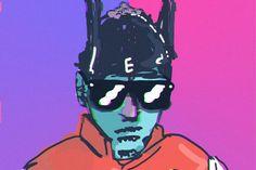 Planéta kde žije Eniac je v galaxii plnej farieb, zombie a z ampliónov hrá french touch music.