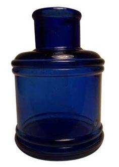 Beautiful cobalt blue.