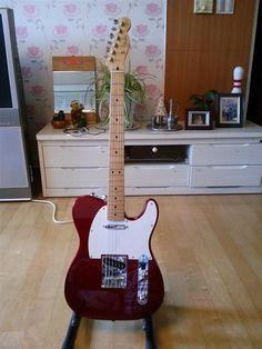 Fender Japan Standard Telecaster | 7.4jt Fender Japan, Fender Telecaster, Gears, Guitars, Gear Train