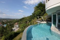 Amazing Villa Beyond with Breathtaking Views, Phuket, ThailandThis amazing Villa Beyond is located in Phuket, Thailand. These breathtaking views and the combination of the ultimate in build quality ensure a villa... Architecture