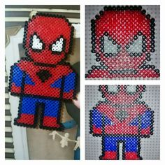 Spiderman Hama