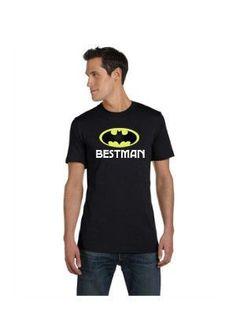 Shane's bestman shirt