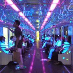 Neon Lights 유령열차