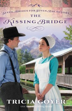 Also on sale today: The Kissing Bridge, book three in my Seven Brides for Seven Bachelors series! Only $2.99!