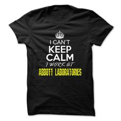 (Tshirt Suggest Order) i work at abbott laboratories Free Shirt design Hoodies, Tee Shirts