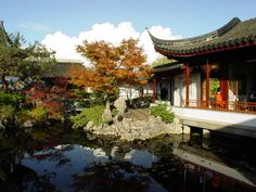 Top 20 things to do in Vancouver: Dr. Sun Yat-Sen Classical Chinese Garden
