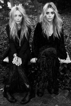 Mary Kate and Ashley Olsen Launch Two New (Totally Twin-Like) Fragrances...slightly obsessed with their new scents!!