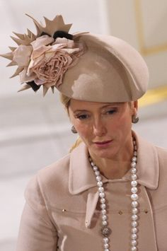 Princess Pavlos (Marie-Chantal) | The Royal Hats Blog