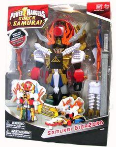 Samurai Gigazord