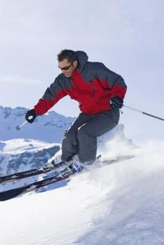 Training Exercises For Downhill Skiing | LIVESTRONG.COM