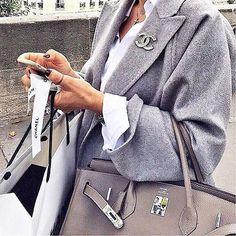The Chanel Brooch is a must have fashion item for all Jetset Babes this fall! #chanel #brooch  http://jetsetbabe.com/chanel-brooch