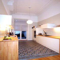 Carpet of tiles Dining Room Design, Kitchen Design, Floor Design, House Design, Cosy House, Moroccan Design, Kitchen Dinning, Interior Decorating, Interior Design
