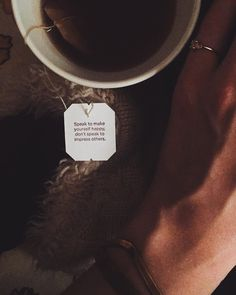 The past few weeks have been a whirlwind but tea always helps.