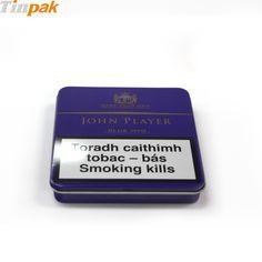 Classic Pocket Cigarette Tin Cases. http://www.tinpak.us/Products/ClassicPocketCigaretteTinCase.html