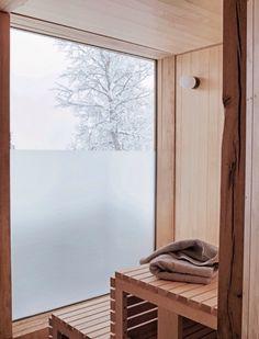 011514 January 15 ❈ the midpoint of meteorological winter. On average, the 90 coldest days of the year come between Dec. ~ Mooie sauna in de tuin laten aanleggen op ecologsiche verantwoorde wijze. Diy Sauna, Sauna Infrarouge, Sauna Lights, Modern Saunas, Building A Sauna, Sauna Seca, Outdoor Sauna, Sauna Design, Finnish Sauna