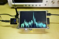 Raspberry Pi RTL-SDR Scanner See what's in the radio waves around you using software-defined radio and a Raspberry Pi!