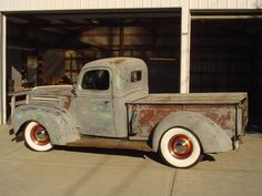 The cool and slammed FENDERED 1940 - 1947 Fat Ford truck thread ...