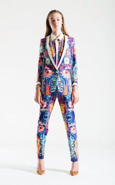 CLOVER CANYON S/S 2013 | http://fashionix.com/profile.php?id=161