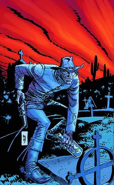 Jonah Hex The Matador (agosto Cover di Jordi Bernet Jonah Hex Comic, Jordi Bernet, Real Cowboys, Western Comics, War Comics, Lone Ranger, Weird Science, Comic Covers, Marvel Heroes