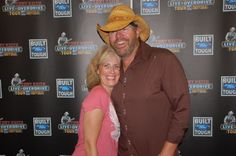 Me & Toby Keith  9/22/12  Mansfield, MA