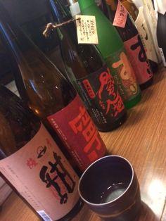 新井薬師前駅のお店で老松酒造のイベントがありました。老松のお酒をたくさん置いていただきありがとうございます。