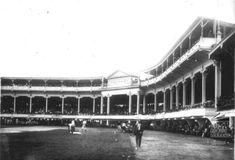 Circa 1900s Cinci Ballpark  Crosley Field