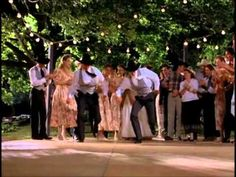 Deidra Do you think we could get Matt to do this at your wedding ? lol !!! Wedding Dance from the Movie 8 Seconds - Not gonna lie, this dance off would be awesome at a wedding