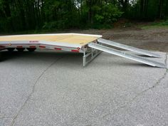 Montrose Trailers offers Standard and Custom Built Aluminum Trailers such as Car Haulers, ATV, Motorcycle Trailer, Utility Enclosed Trailers, Snowmobile Trailer and Car Hauling Trailers for Sale. Aluminum Trailer, Enclosed Trailers, Flatbed Trailer, Made In America, Building, Buildings, Construction