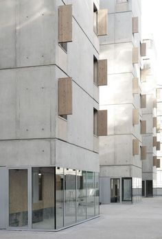 Lyon Confluence | Vergely Architectes We love all things concrete at delzottoproducts.com !