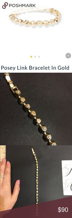 Spotted while shopping on Poshmark: Kendra Scott Posey Link Bracelet! #poshmark #fashion #shopping #style #Kendra Scott #Jewelry