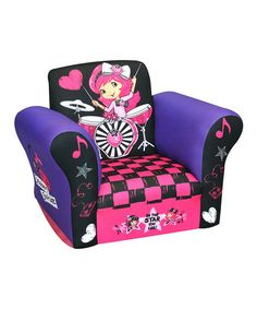 Take a look at this Strawberry Shortcake Rocks Rocking Chair by Newco on #zulily today!