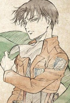 Levi Ackerman<<< Attack on Titan FanartYou can find Levi ackerman and more on our website.Levi Ackerman<<< Attack on Titan Fanart Levi Manga, Manga Anime, Anime Guys, Anime Art, Attack On Titan Funny, Attack On Titan Fanart, Anime Lindo, Eruri, Levi Ackerman