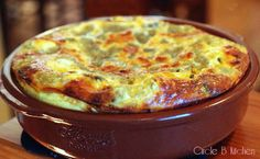 Meatless Monday Chile RellenoBake - Circle B Kitchen