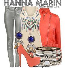 Pretty Little Liars, Hanna Marin - LOVE THE SHOES!